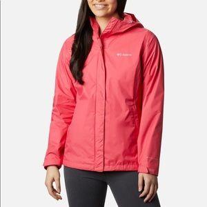 NEW Columbia Arcadia™ II Rain Jacket